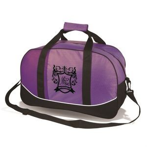 The Journeyer Travel Bag - Purple