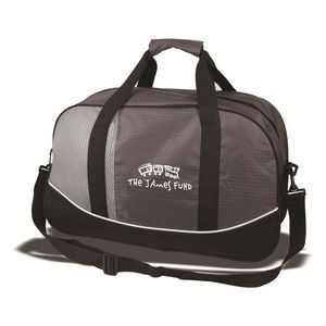 The Journeyer Travel Bag - Grey