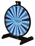 Custom 24 Inch Ping Pong Ball Prize Wheel