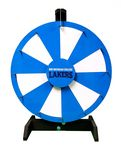 Custom 24 Inch Dry Erase Prize Wheel