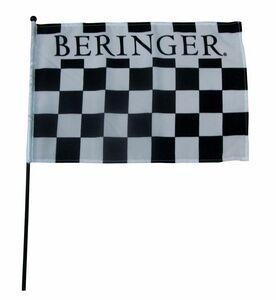 Economy Polyester Stick Flag (8