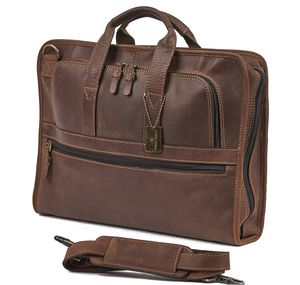 Custom Rustic Briefcase