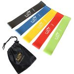 Custom Exercise Resistance Band Set with Pouch