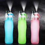 Custom Mist Spray Water Bottle