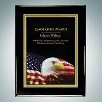 Eagle Achievement Wall Plaque