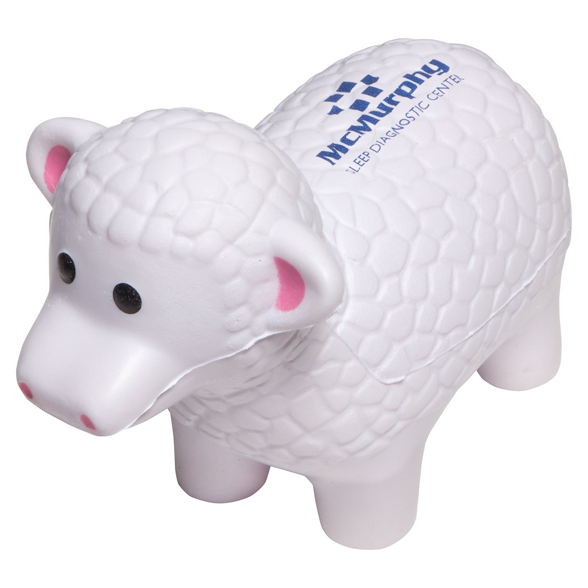 Sheep Stress Reliever, LAF-SH14 - 1 Colour Imprint