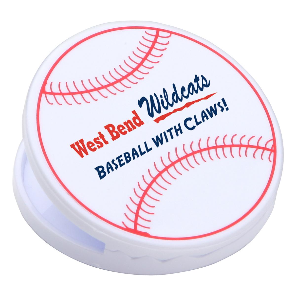 Baseball Power Clip, WMG-BA12 - 1 Colour Imprint