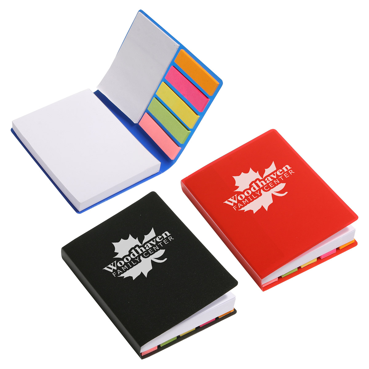 Sticky Book, WOF-BK10, 1 Colour Imprint