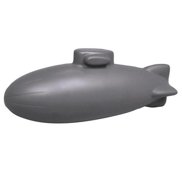 Submarine Stress Reliever, LML-SU33, 1 Colour Imprint