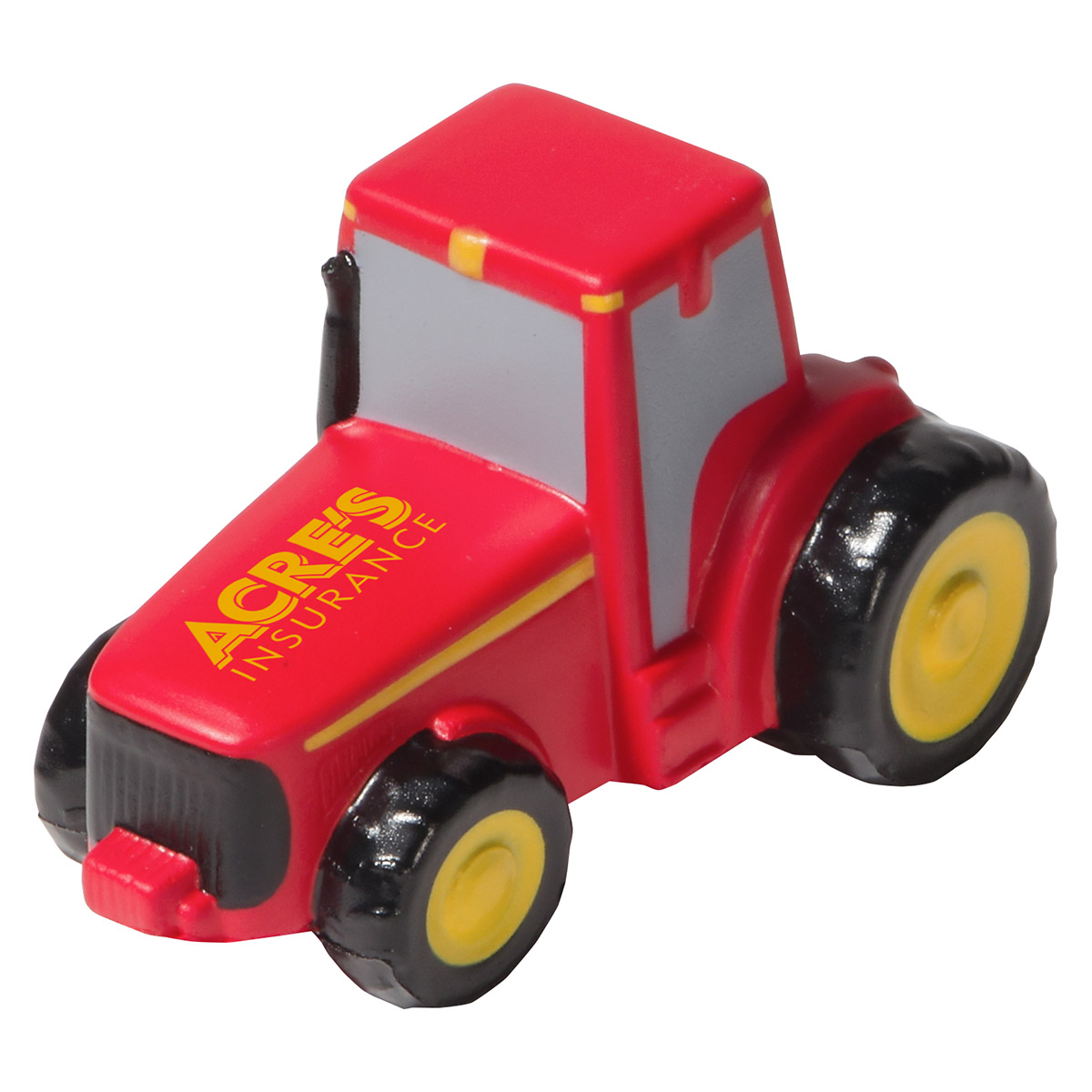 Tractor Stress Reliever, LAF-TR10, 1 Colour Imprint