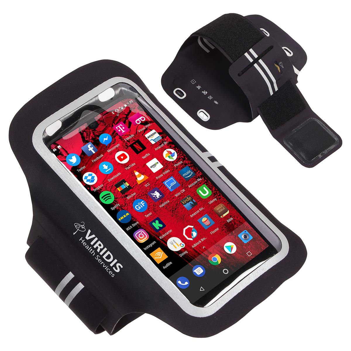 Touch-Thru Phone Activity Pouch, WHF-TP18, 1 Colour Imprint