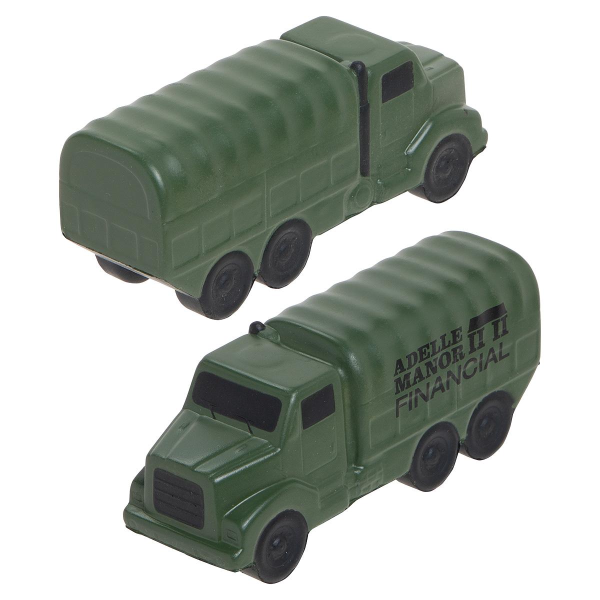 Military Truck Stress Reliever, LML-MT01, 1 Colour Imprint
