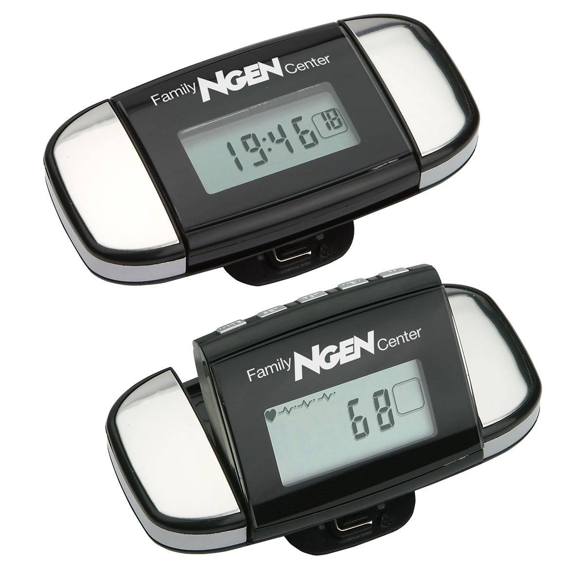 Calibration Pulse Reader & Pedometer, WHF-PR11 - 1 Colour Imprint