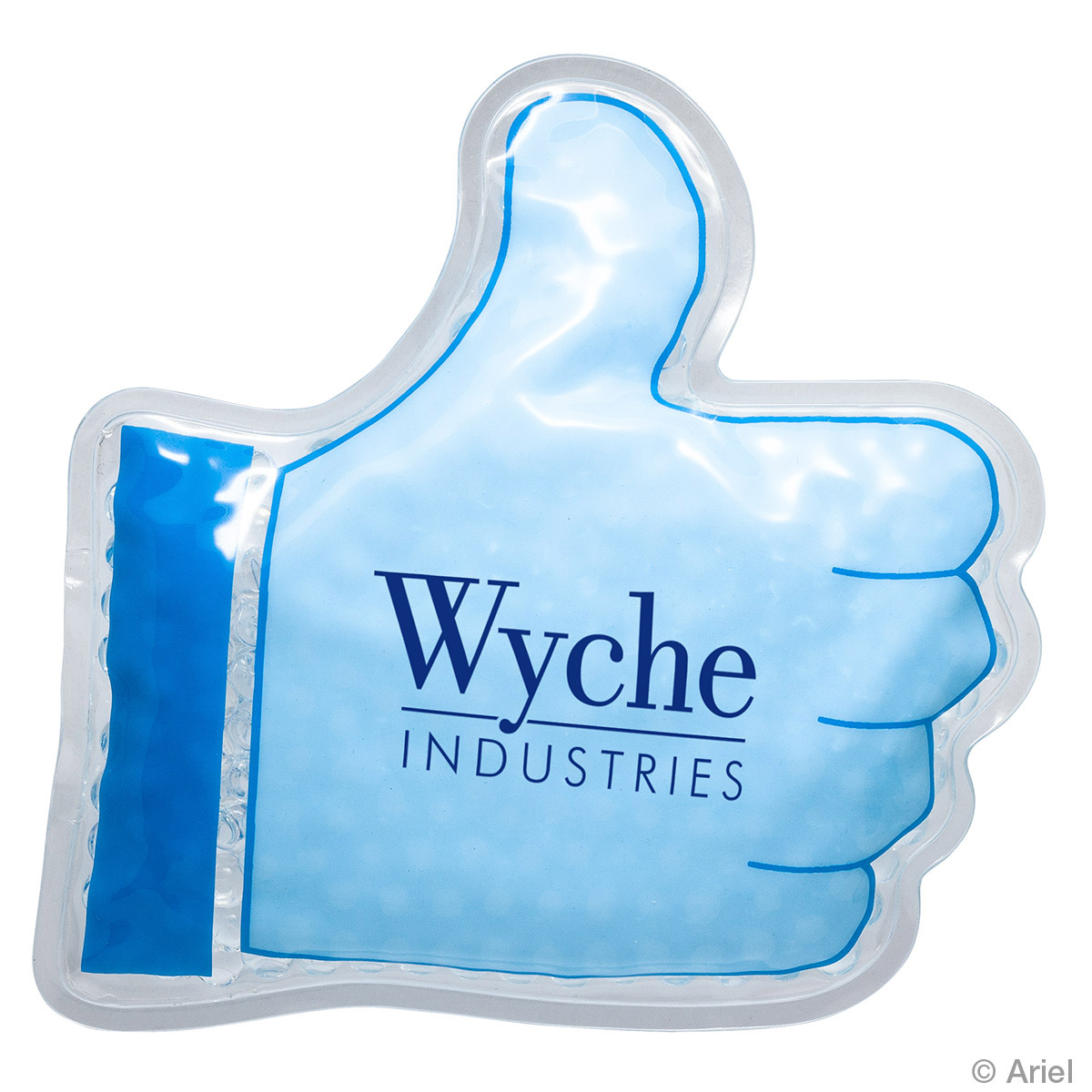 Thumbs Up Hot/Cold Pack, WHF-TH17, 1 Colour Imprint