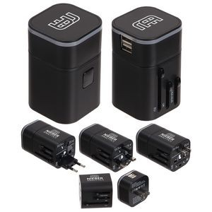 Gemini Travel Adapter