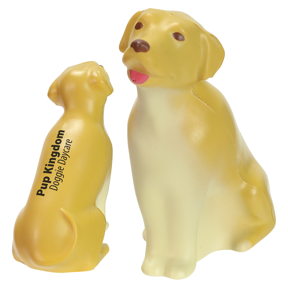 Labrador Stress Reliever, LPE-LB19, 1 Colour Imprint