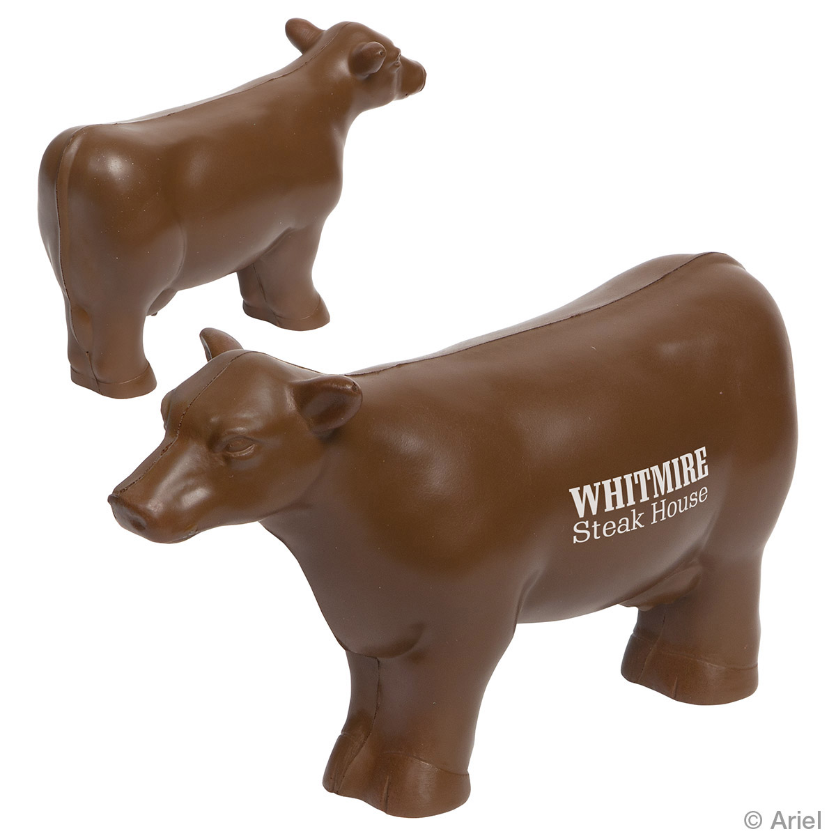 Beef Cow Stress Reliever, LAF-BC16, 1 Colour Imprint