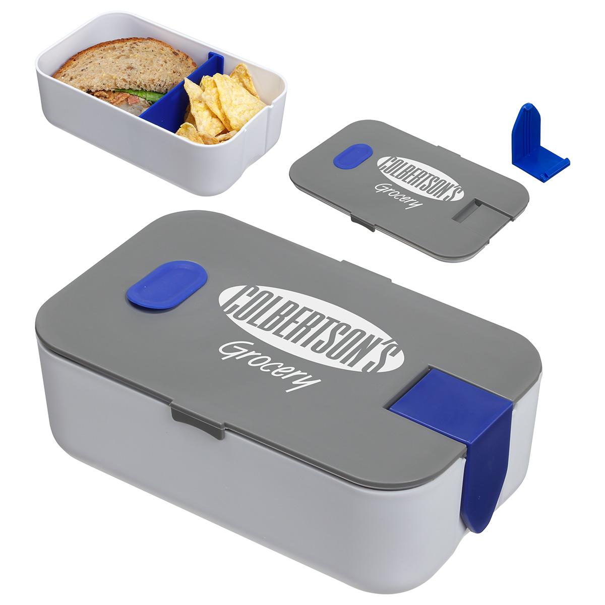 Big Munch Lunch Box, WKA-BM18, 1 Colour Imprint