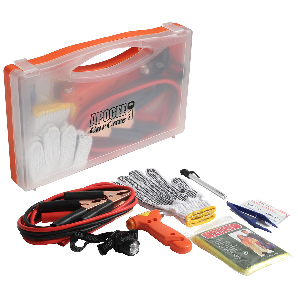 Crossroad Emergency Road Kit, WAU-CE13, 1 Colour Imprint