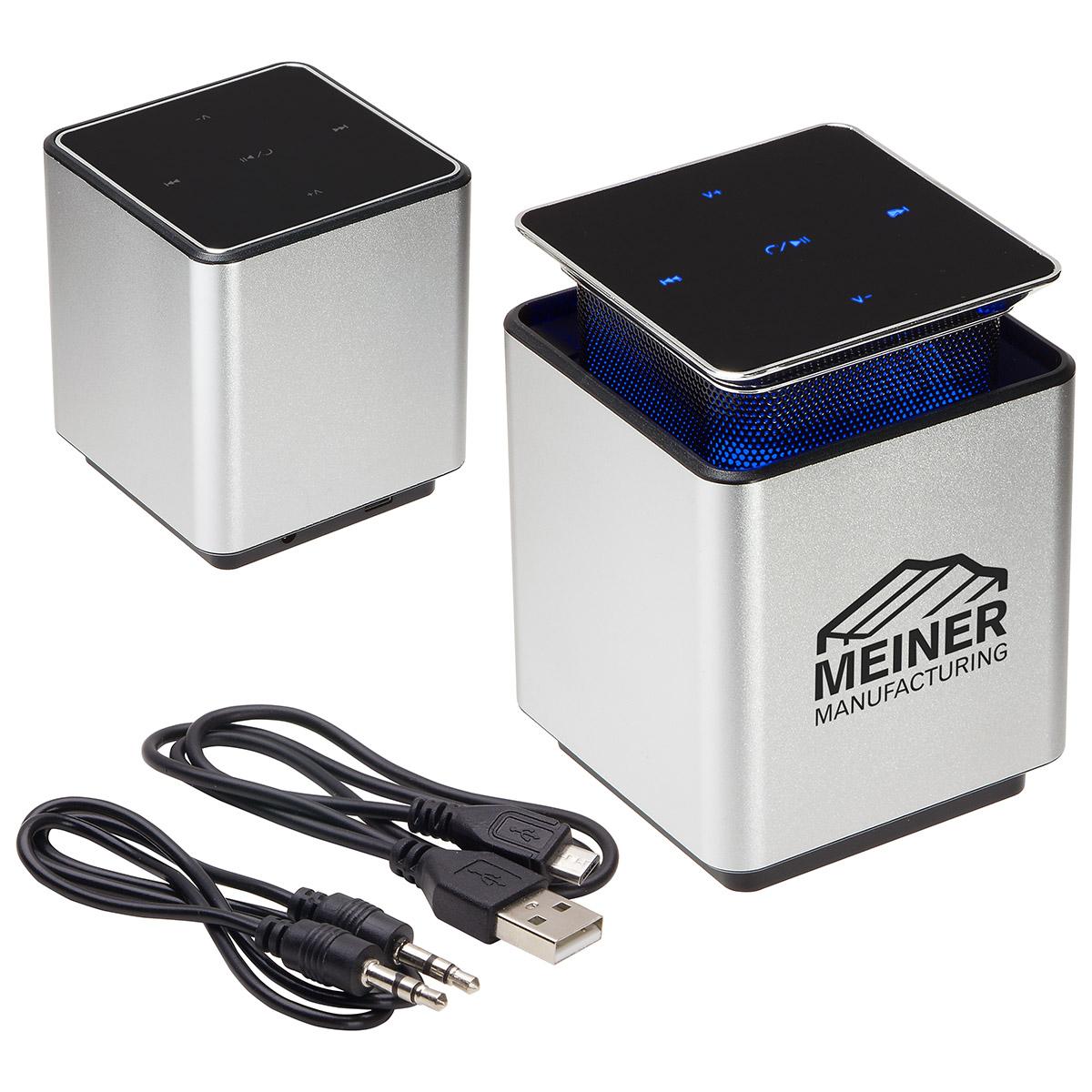 Pop Up Wireless Speaker, ESP-PU16 - 1 Colour Imprint