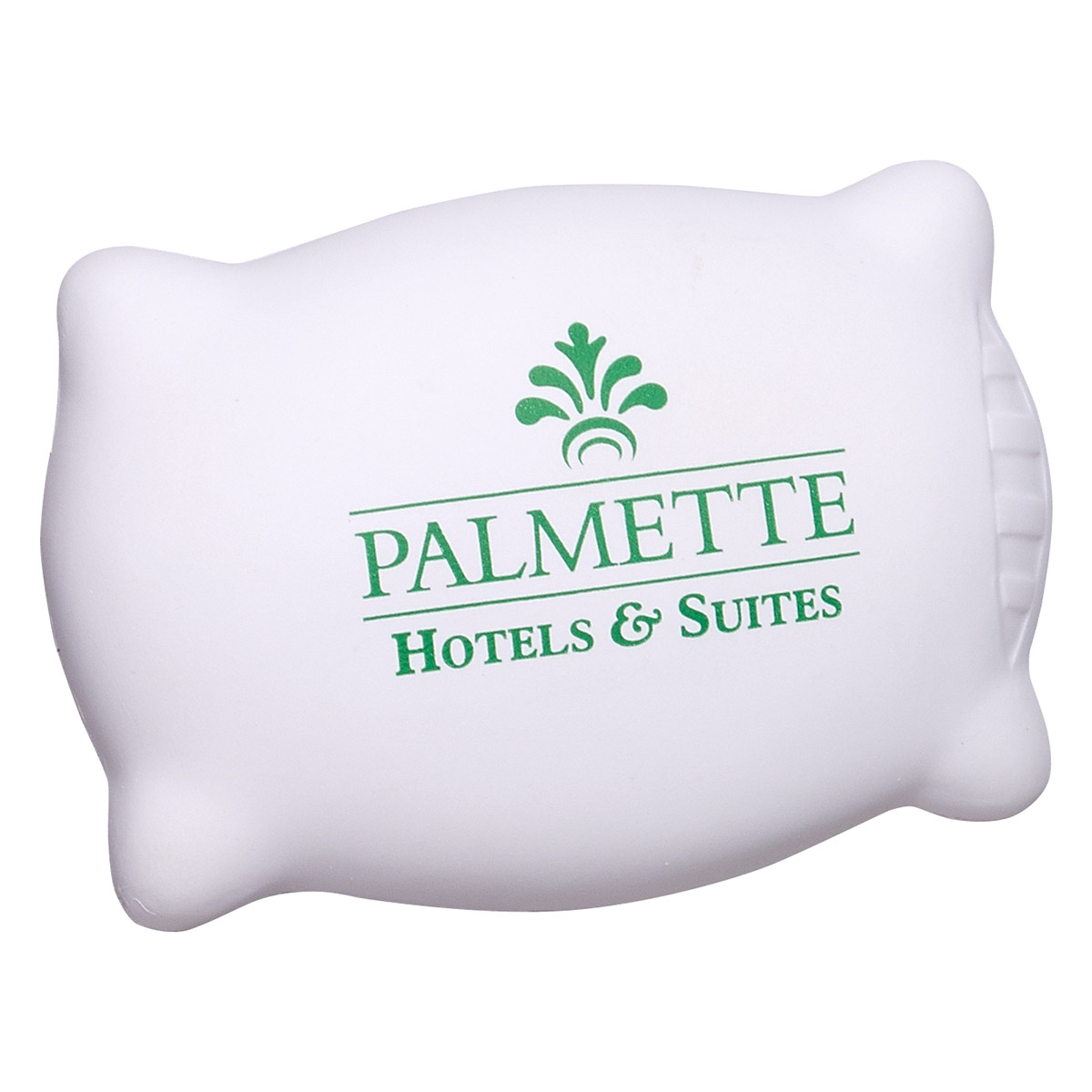 Pillow Stress Reliever, LTV-PW46, 1 Colour Imprint