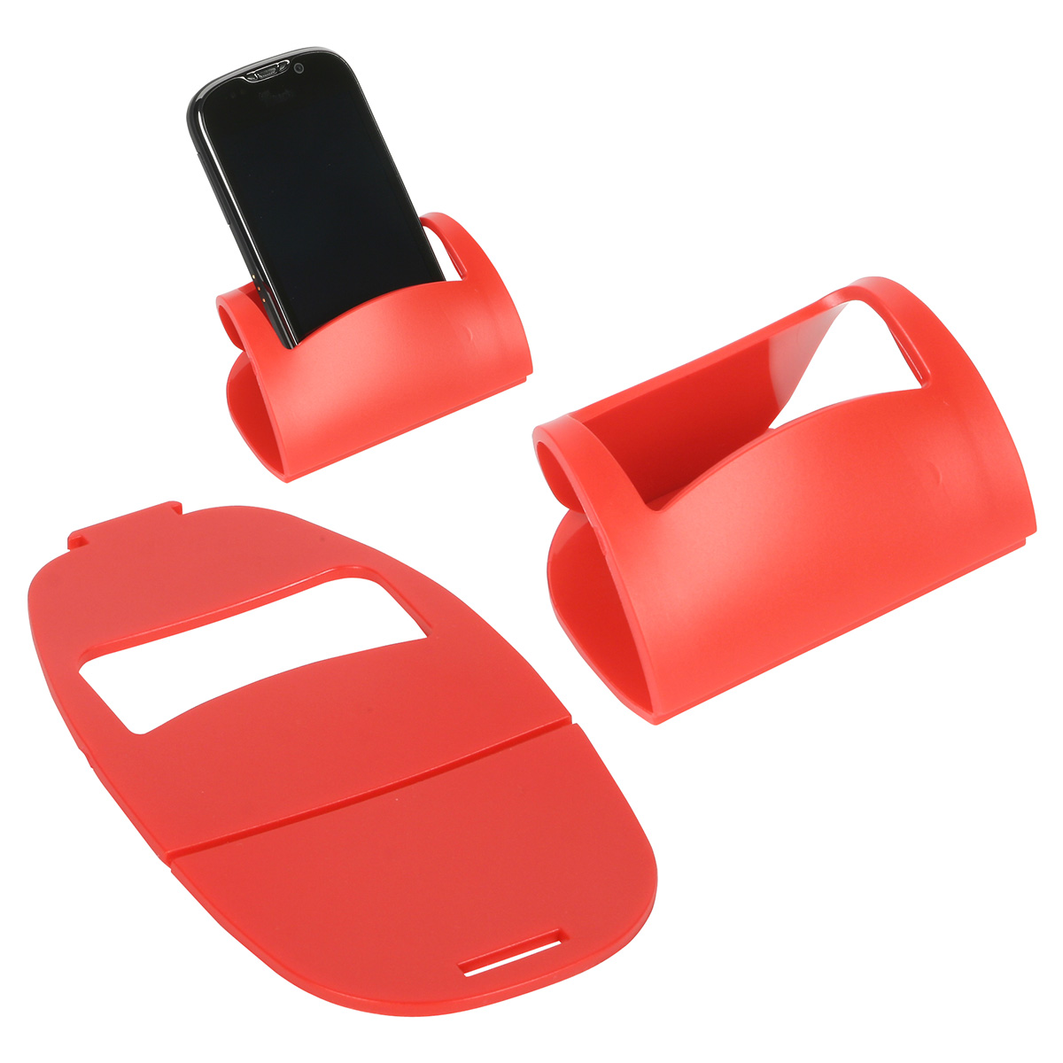 Flexi Mobile Device & Smart Phone Holder, WCP-CP11, 1 Colour Imprint
