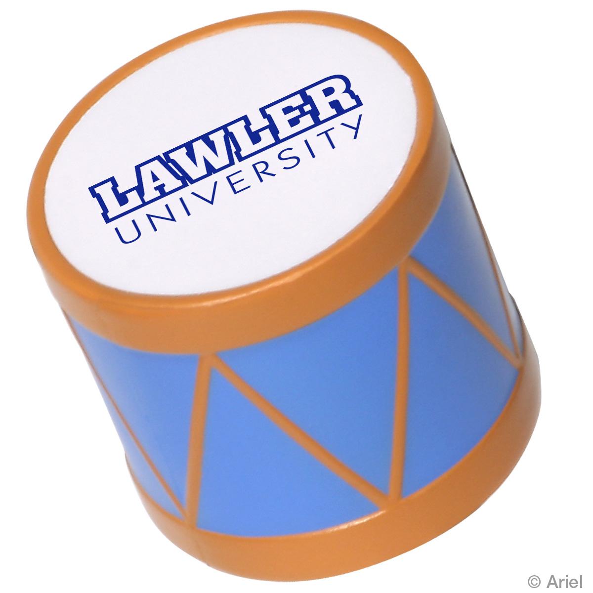 Drum Stress Reliever, LMU-DR08 - 1 Colour Imprint
