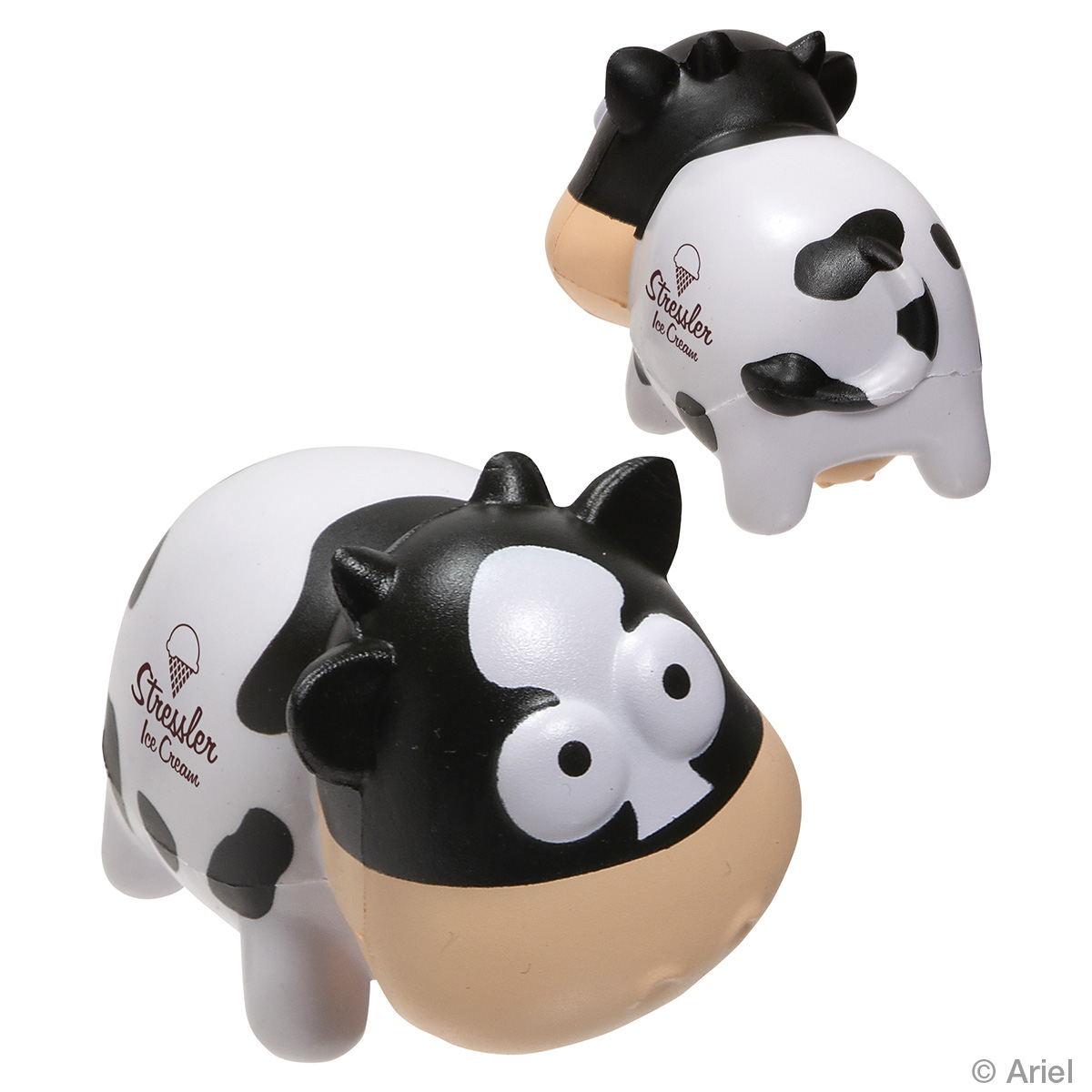 Milk Cow Slo-Release Serenity Squishy(TM), LAF-MS18, 1 Colour Imprint