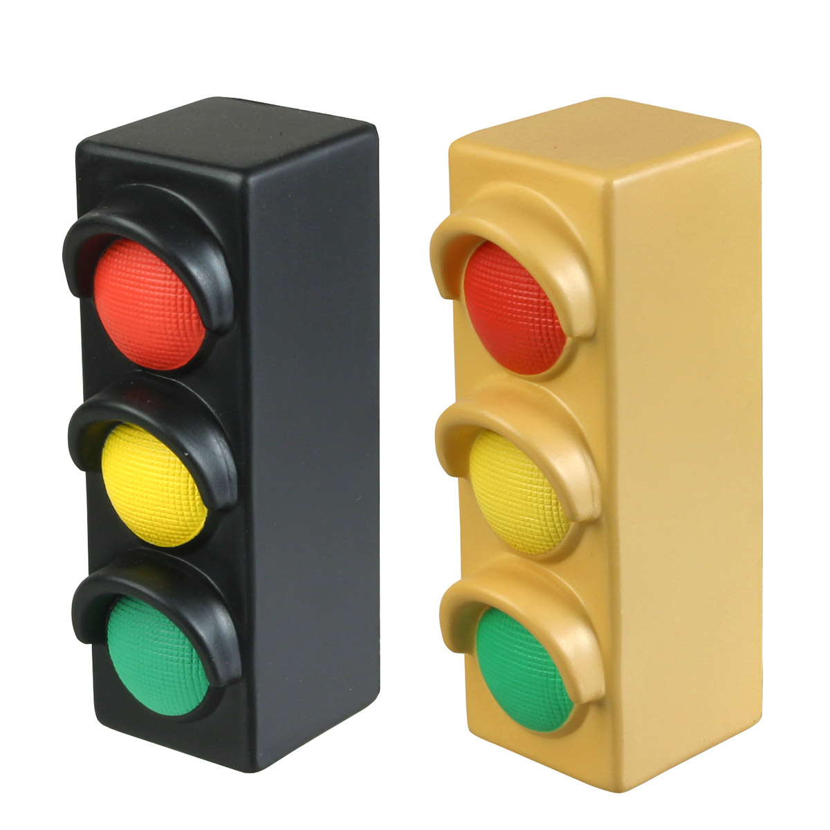 Traffic Light Stress Reliever, LCC-TL08 - 1 Colour Imprint