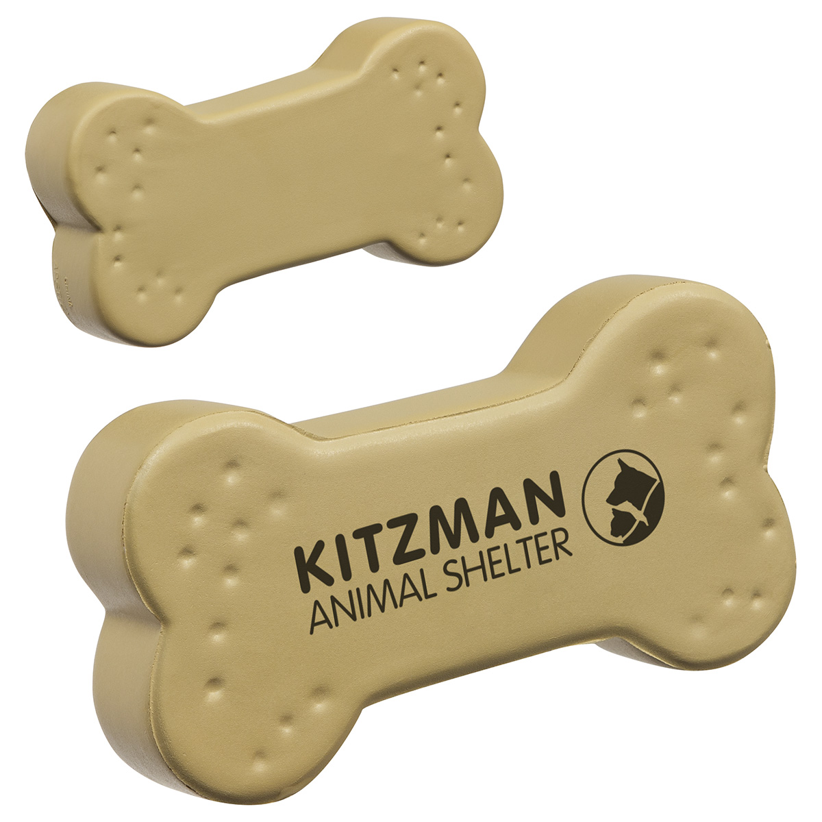 Dog Treat Stress Reliever, LPE-DT04, 1 Colour Imprint