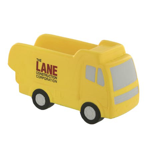 Dump Truck Stress Reliever, LCN-DT02 - 1 Colour Imprint