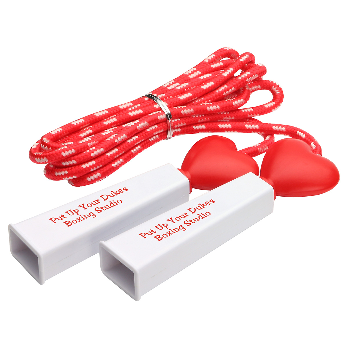 Heart Fitness Jump Rope, WOR-HF21, 1 Colour Imprint