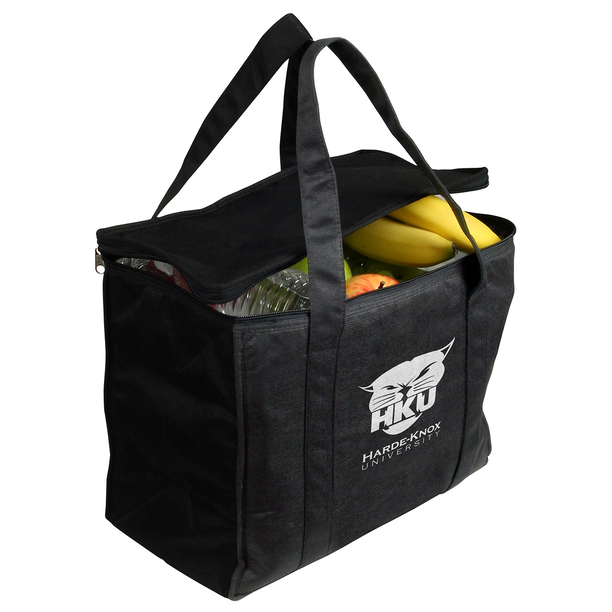 Picnic Recycled P.E.T. Cooler Bag, WBA-PR10, 1 Colour Imprint