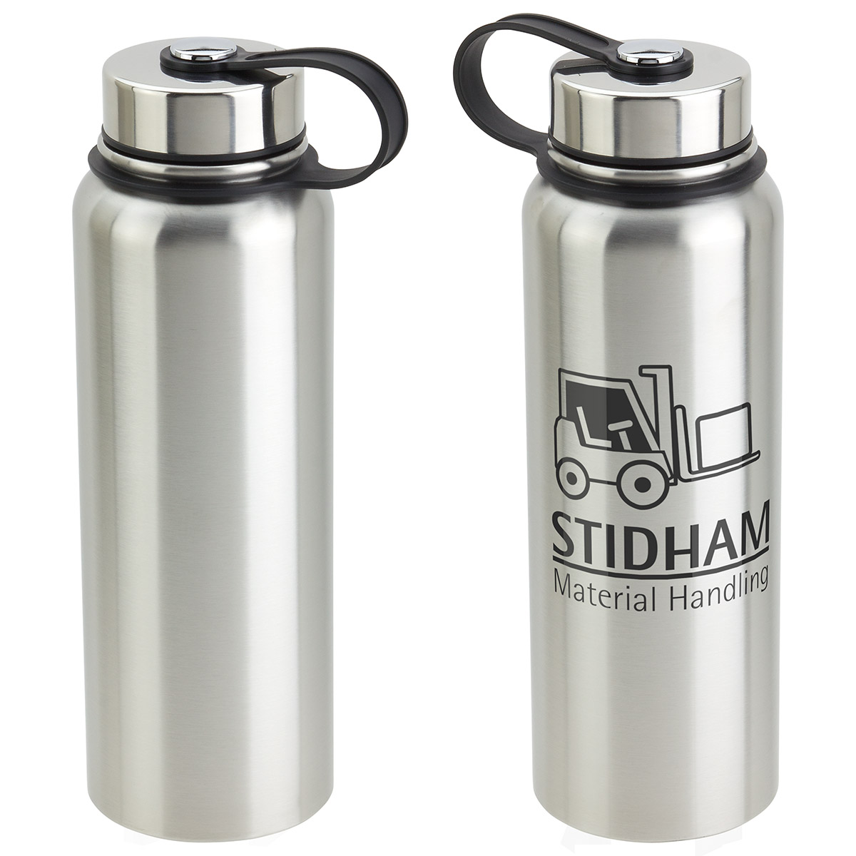 Thirst-Be-Gone 32 oz Insulated Stainless Steel Bottle, DBT-TB17, 1 Colour Imprint