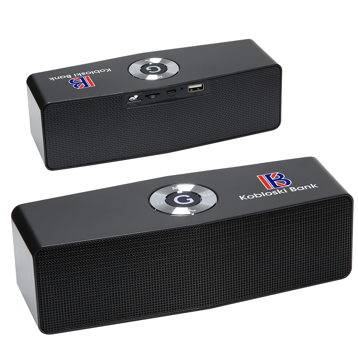 Groovy Wireless Speaker, ESP-AW18, 1 Colour Imprint