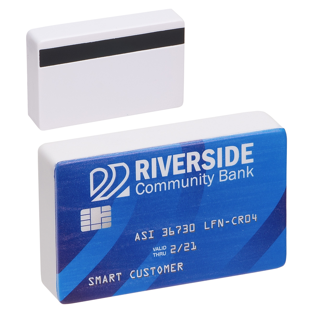 Credit Card Stress Reliever, LFN-CR04, 1 Colour Imprint