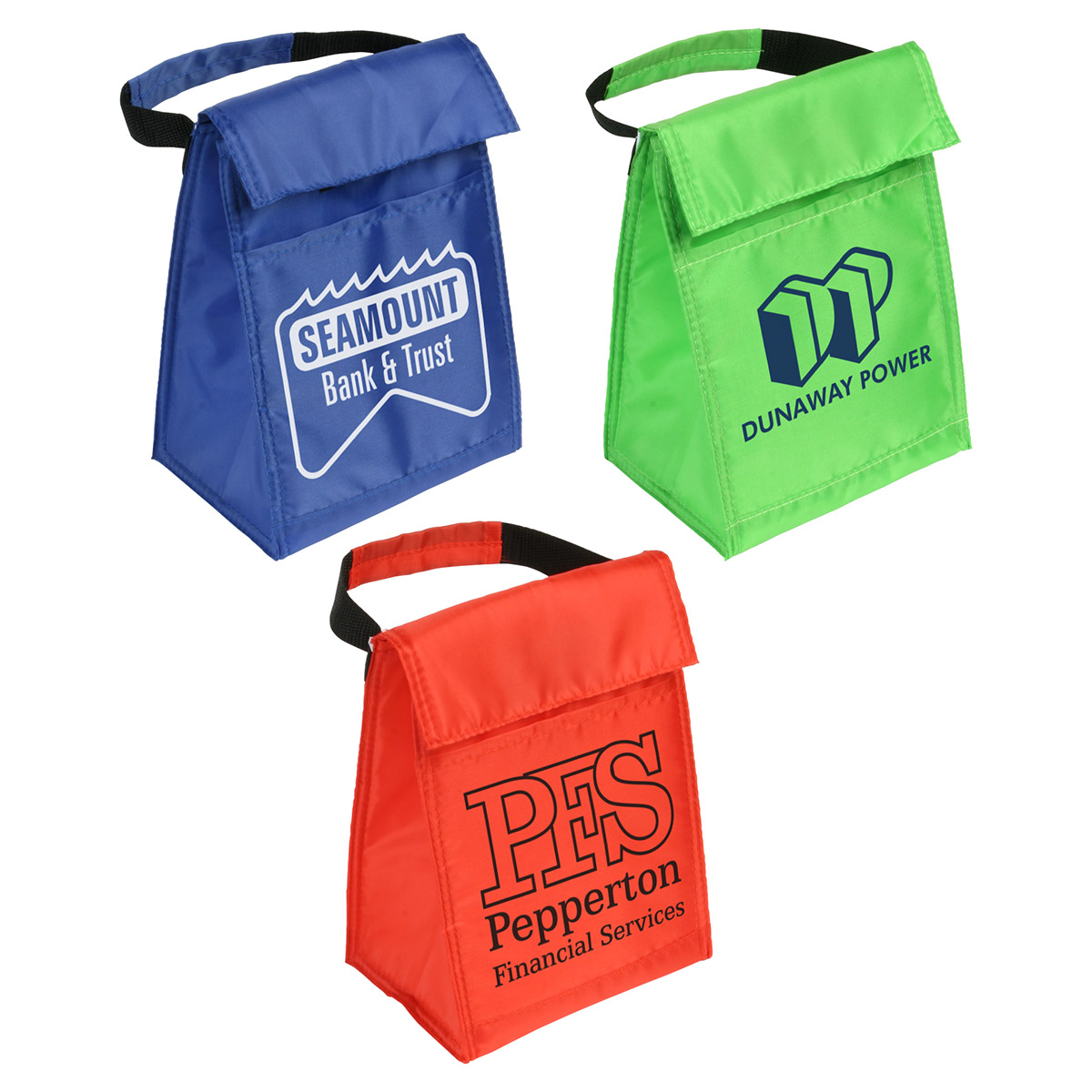 Thermo Frost Lunch Bag, WBA-TF09, 1 Colour Imprint