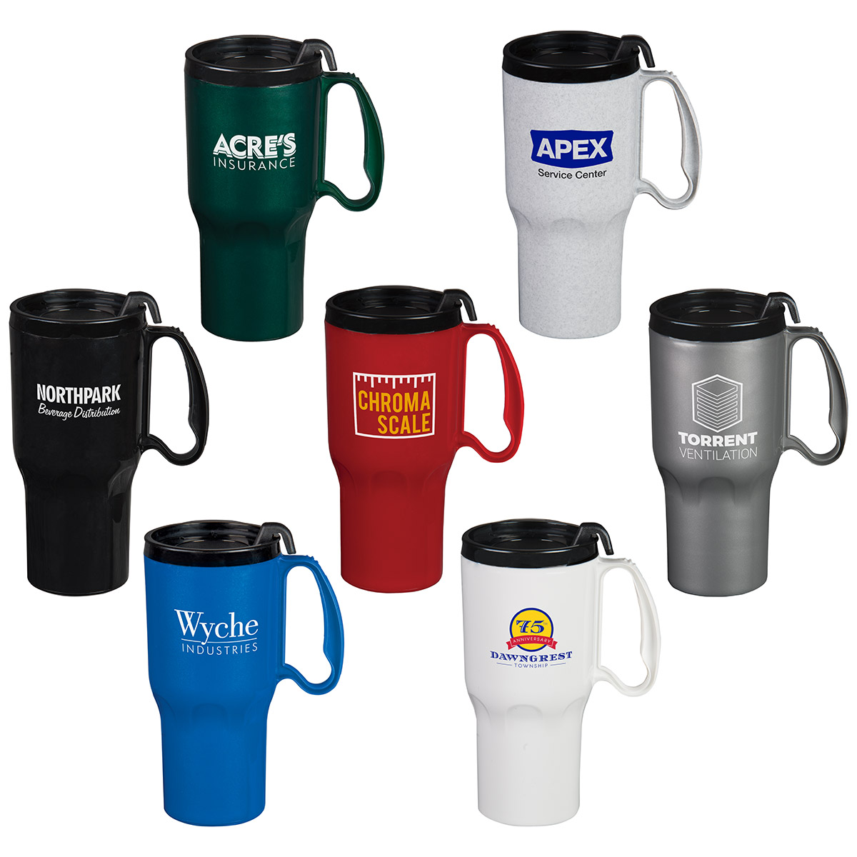 DERBY 21 oz Sports Mug, DWI-DB17, 1 Colour Imprint