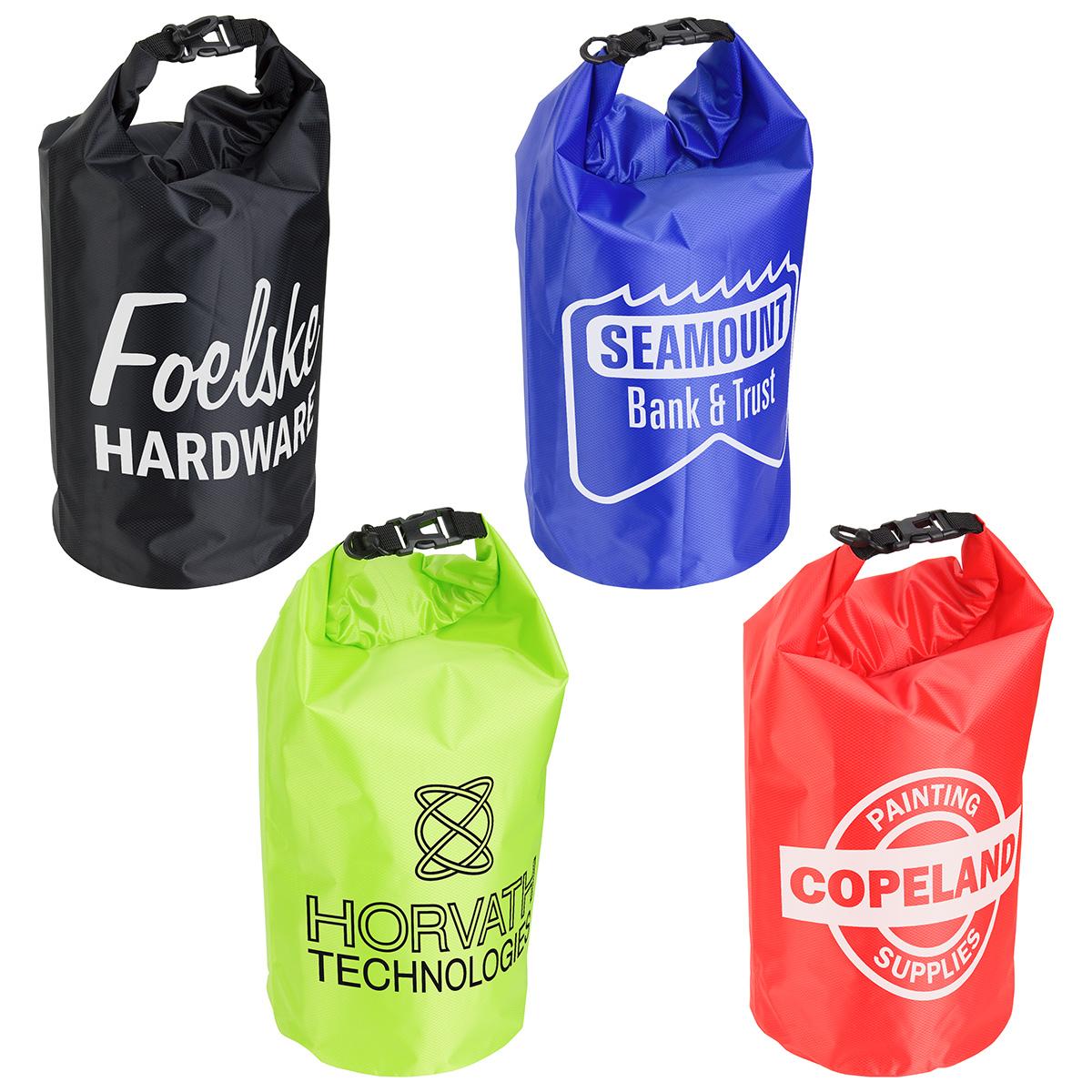 10 Liter Waterproof Gear Bag, WBA-WG18, 1 Colour Imprint