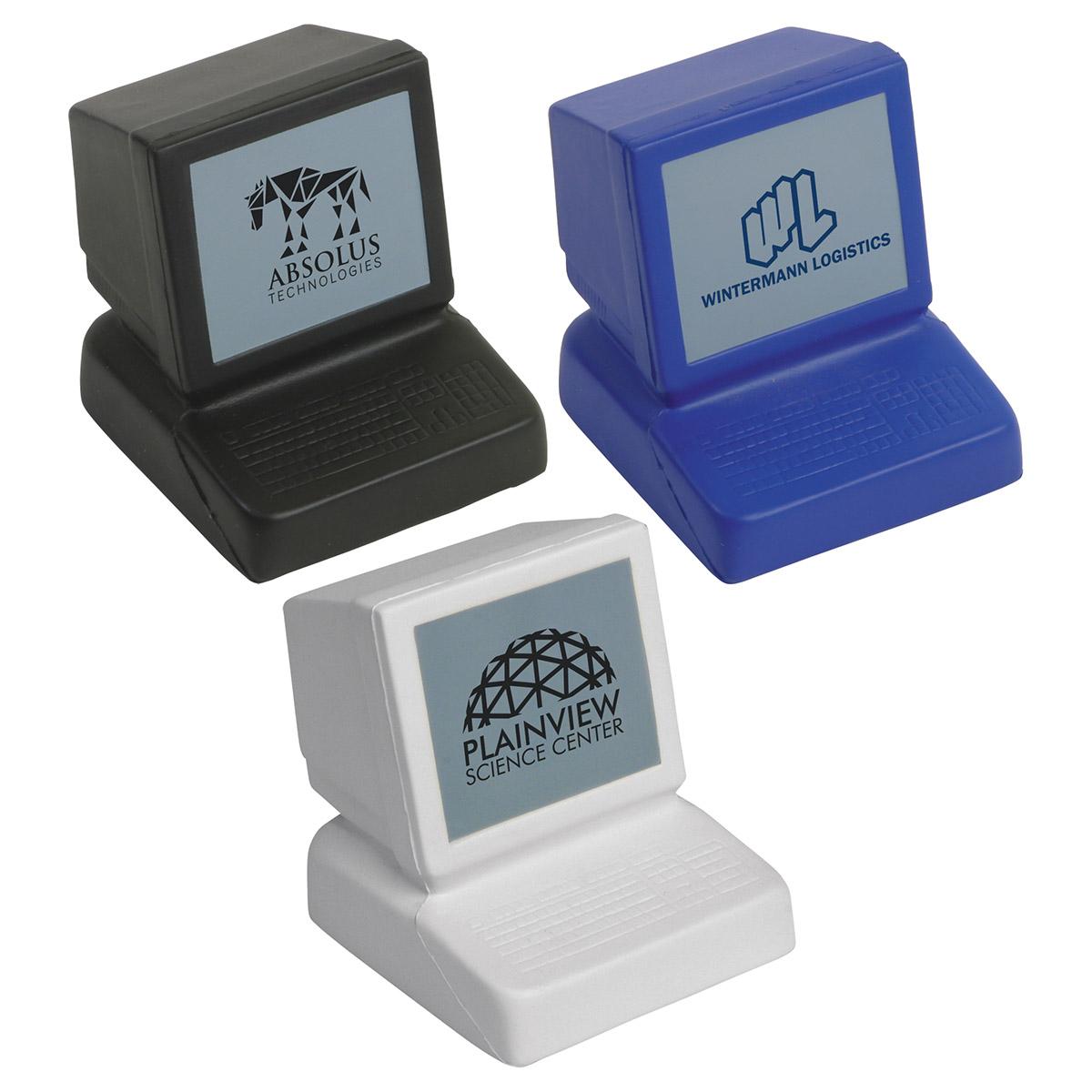 Computer Stress Reliever, LEL-CP03 - 1 Colour Imprint