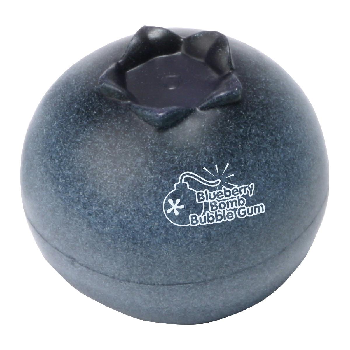 Blueberry Stress Reliever, LFR-BB07, 1 Colour Imprint