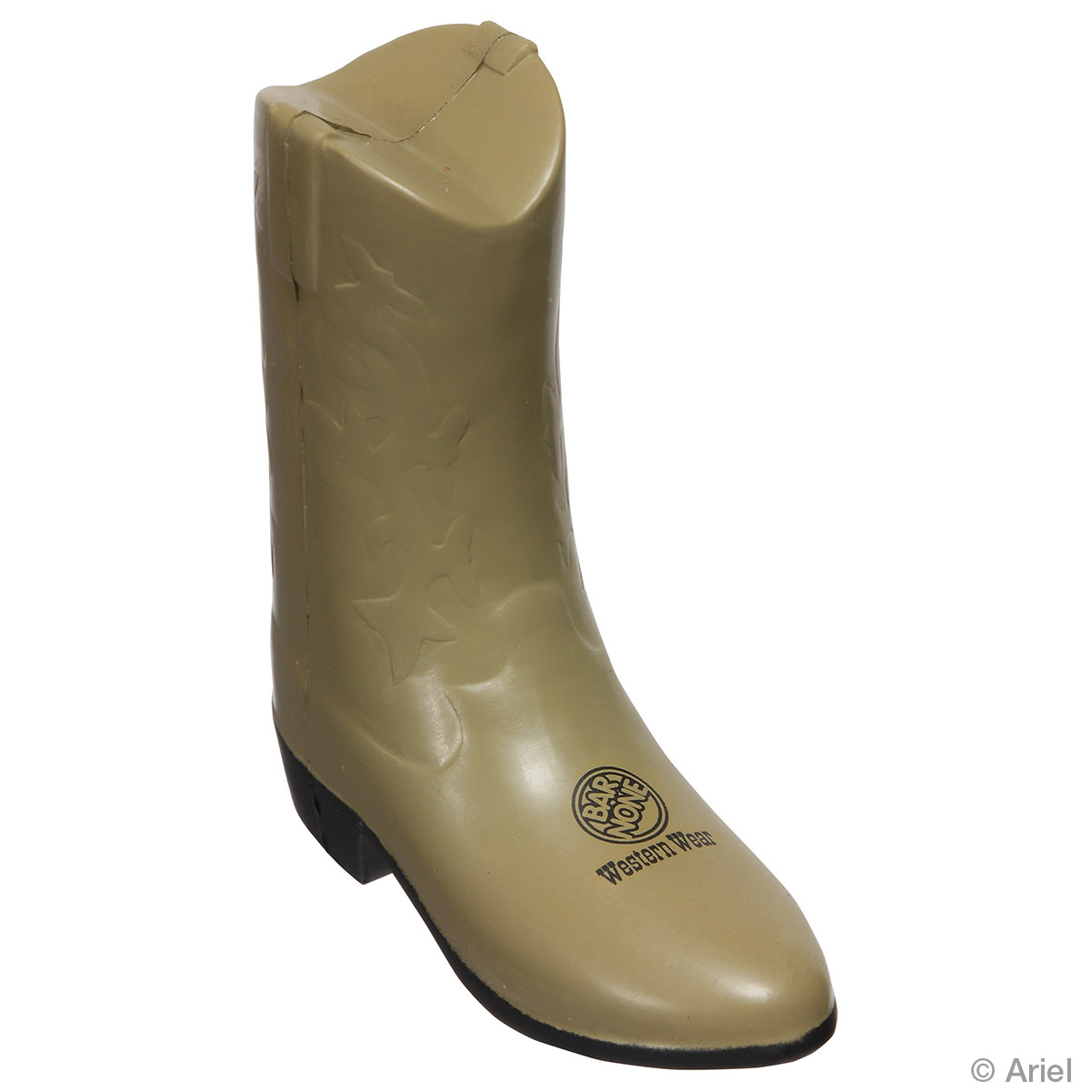 Cowboy Boot Stress Reliever, LWE-CB88, 1 Colour Imprint