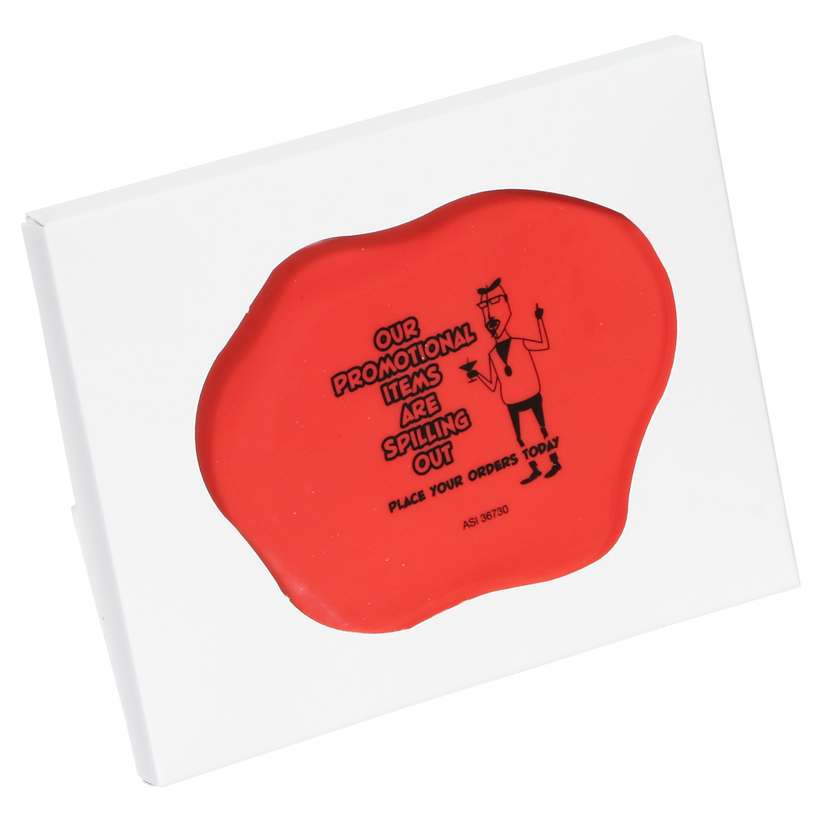 6 Pack Coaster Set, WKA-SP11 - 1 Colour Imprint