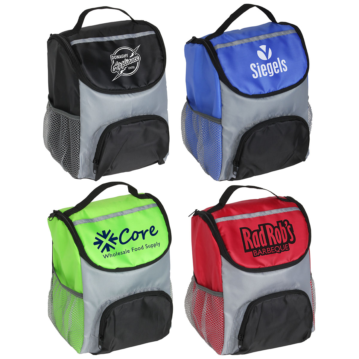 Bayside Insulated Bag, WBA-BY13 - 1 Colour Imprint