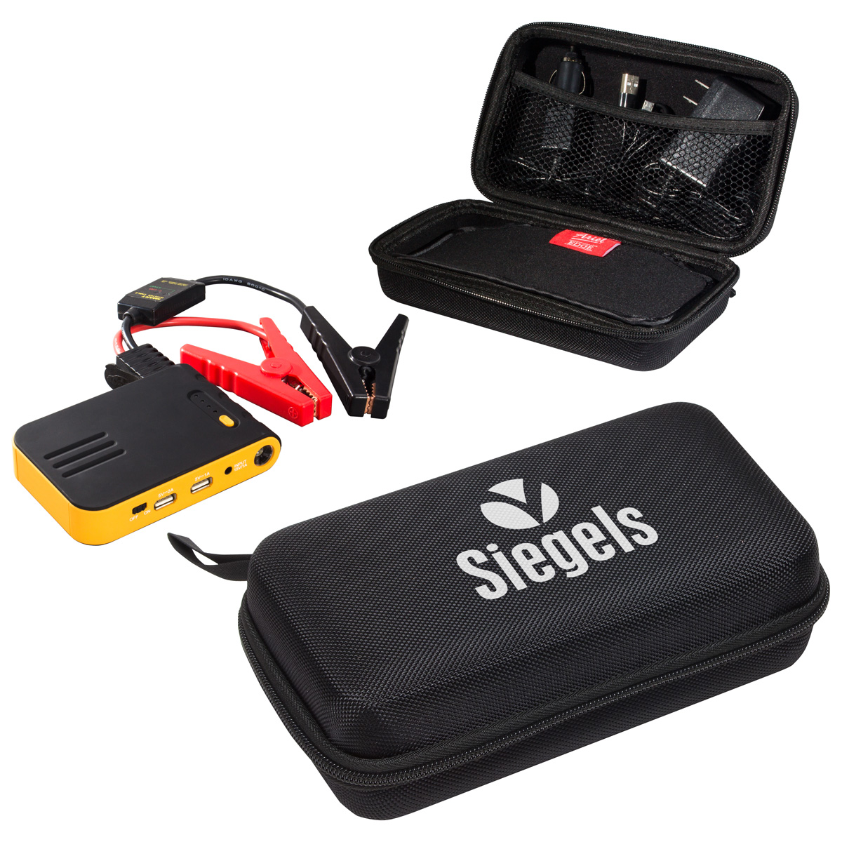 Dependable 8000 mAh Car Jump Starter, EPB-80D5 - 1 Colour Imprint