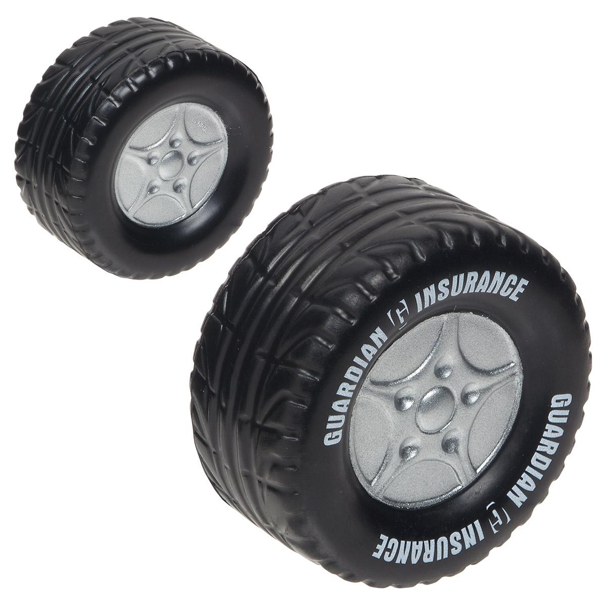 Tire Stress Reliever, LTR-TR15 - 1 Colour Imprint