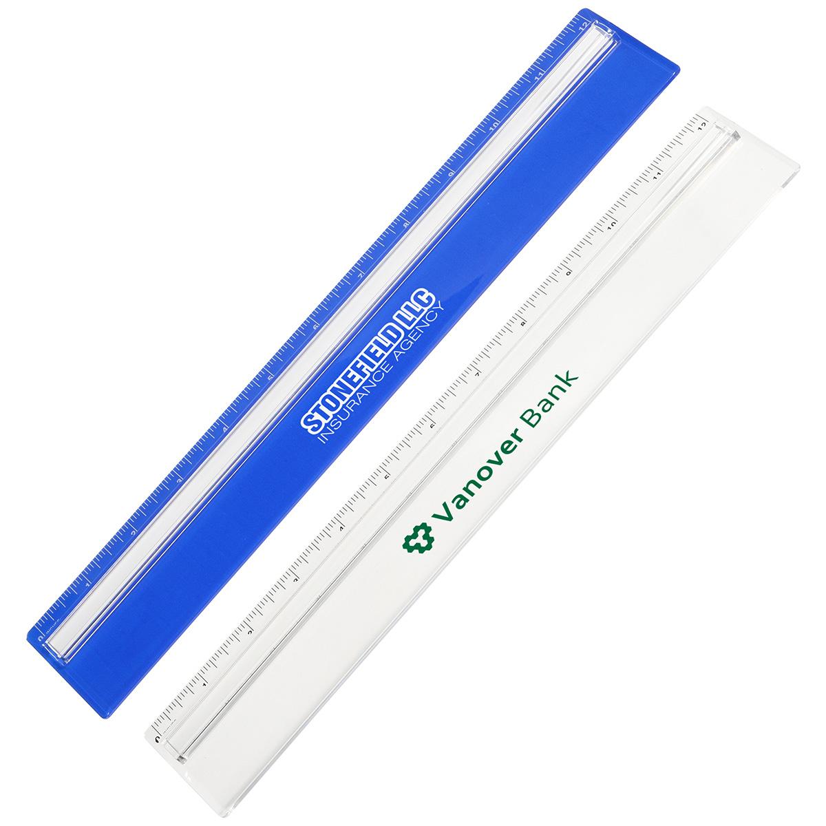 Magni-ruler, WOF-MR10, 1 Colour Imprint