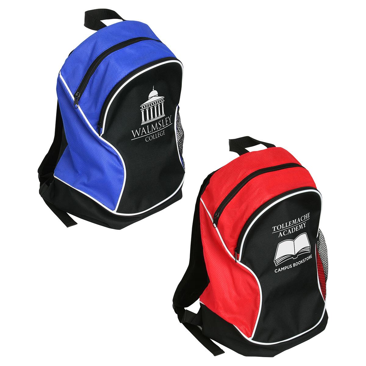 Pack Leader Backpack, WBA-PL11 - 1 Colour Imprint