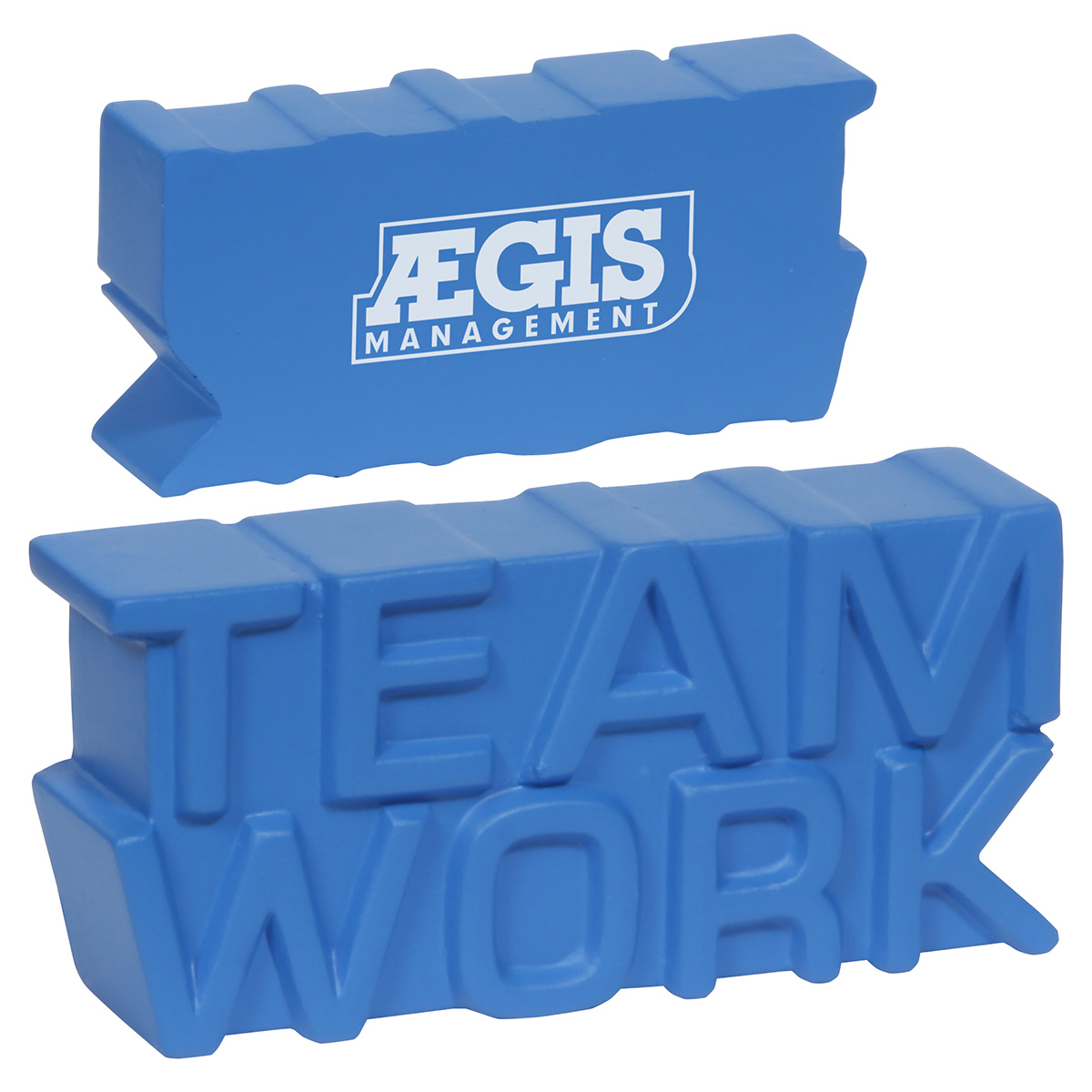 Teamwork Word Stress Reliever, LGS-TW12, 1 Colour Imprint
