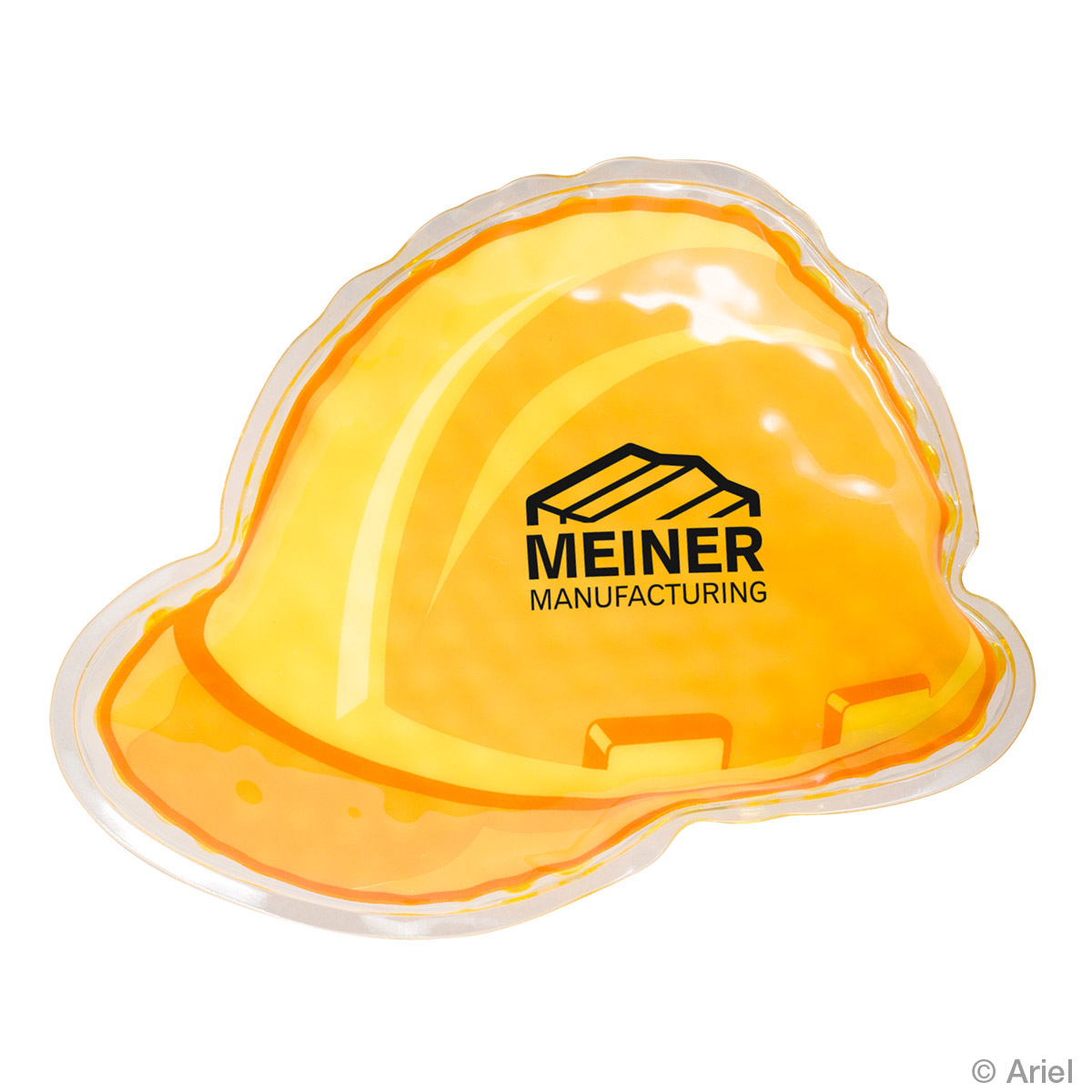 Hard Hat Hot/Cold Pack, WHF-HH17, 1 Colour Imprint